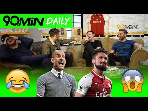 Was Pep disrespectful to Redmond!? | Are Arsenal guaranteed top 4!? | 90Min Daily
