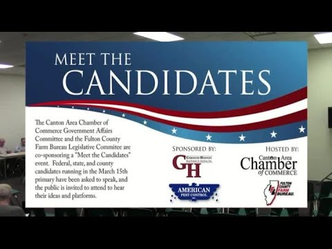 2016 Meet the Candidates General Election 10 27 2016