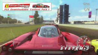 Ferrari Challenge - DLC Enzo Ferrari Preview