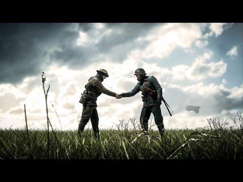 Battlefield 1: MEMORIES Cinematic War Film