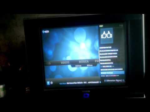 ITV Internet Television Uruguay conexion RCA
