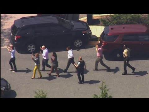 Deadly shooting at Maryland newspaper office