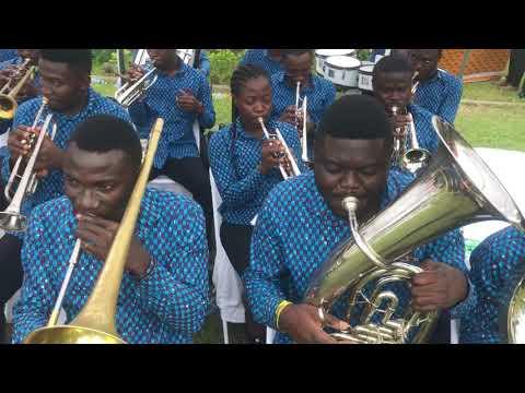 BLUE WAVES BAND, ACCRA-GHANA (WEDDING , AKOSOMBO)