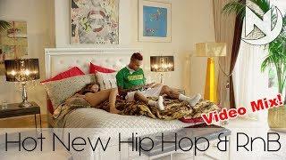 Hot New Hip Hop & RnB Black Urban Trap Mix March 2018 Best New RnB Club Dance Music #47🔥