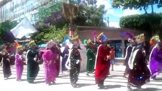 """San Miguelito Guerrero 29/09/12 """"Los chinelos"""" (9)"""