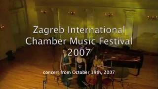 Bedřich Smetana: Piano Trio - 3rd mov.