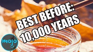 Top 10 Foods and Drinks That Never Expire