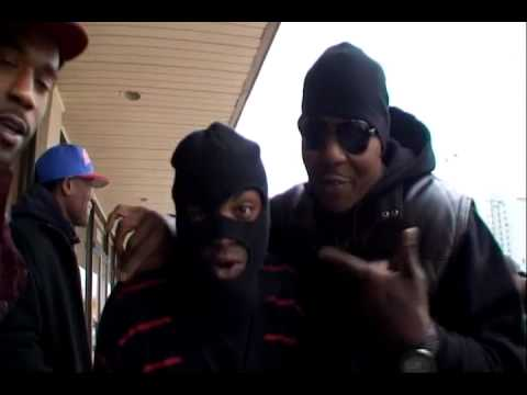 "Behind the Scenes of ""Bodybags"" with B.G. and Gar"
