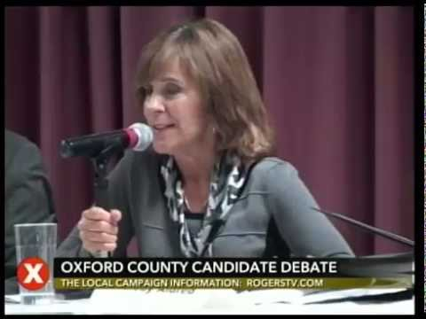Oxford Debate: Part 2 - Canadian Federal Elections 2015 - The Local Campaign, Rogers TV