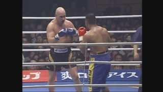 K-1 WORLD GP 2002 IN NAGOYA 2002.3.3 名古屋レインボーホール.