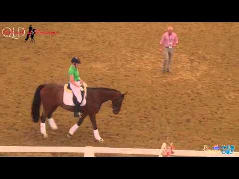 Dealing with Resistance - Dr Andrew McLean - Qld Festival of Dressage 2014