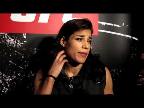 Julianna Pena pre-fight interview UFC on Fox 23 - Valentina Shevchenko