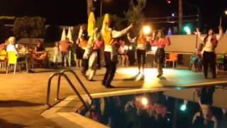 Турецкие танцы.