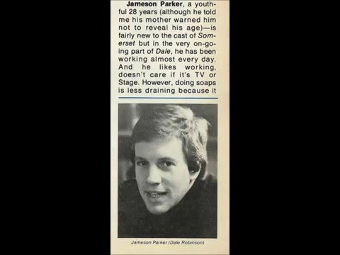 JAMESON PARKER in SOMERSET NBC 1975