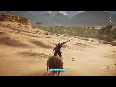 Assassin's Creed Origins German 18 Ein Geschenk der Götter