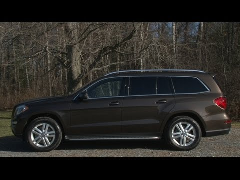 2013 Mercedes-Benz GL450 - Drive Time Review with Steve Hammes   TestDriveNow