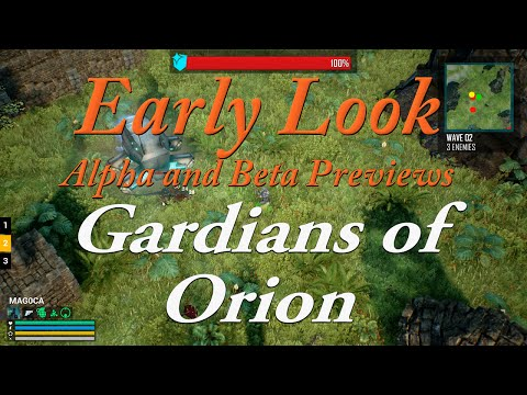Early Look: Guardians of Orion