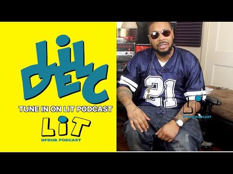 LIL DEC NO MIDDLE MAN- Today's Music 318 to Dallas | LIT DFDUB Podcast