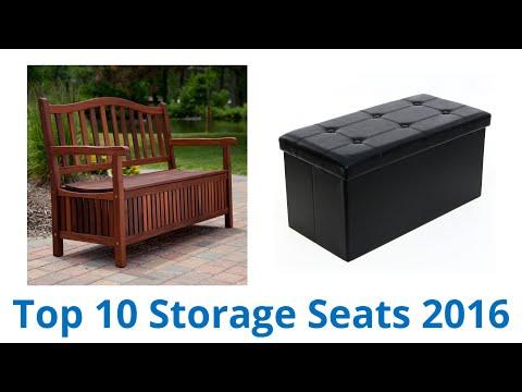 10 Best Storage Seats 2016