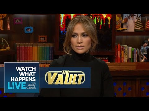 Jennifer Lopez On Leah Remini's 'Escape' From Scientology  WWHL
