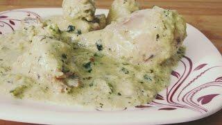Punjabi Cream Chicken Recipe by Vishwash Kumar | Indian Chicken Recipes