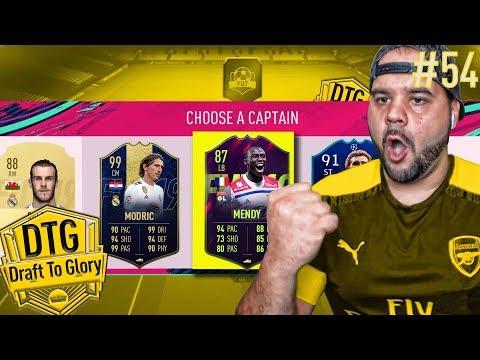 87 MENDY! LA LIGA HYBRID DRAFT! - FIFA 19 ULTIMATE TEAM DRAFT thumbnail