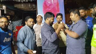 Irshad bhai birthday prop BHK