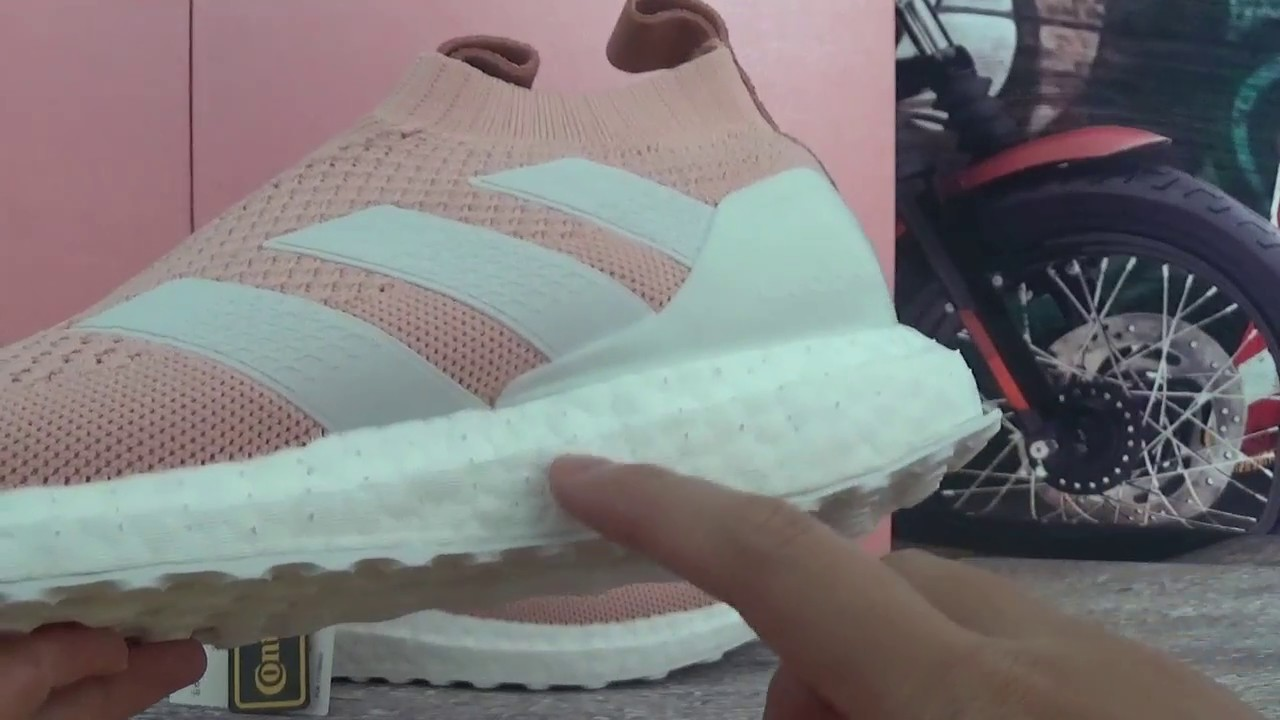 45bc3ae97a183 KITH x adidas ACE 16+ Purecontrol Ultra Boost from gokicks.cn - YouTube