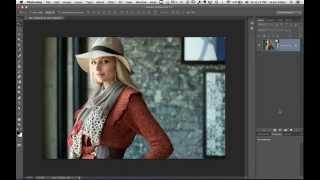 1. Глава 1 - Заливка с учетом содержимого в Photoshop CC