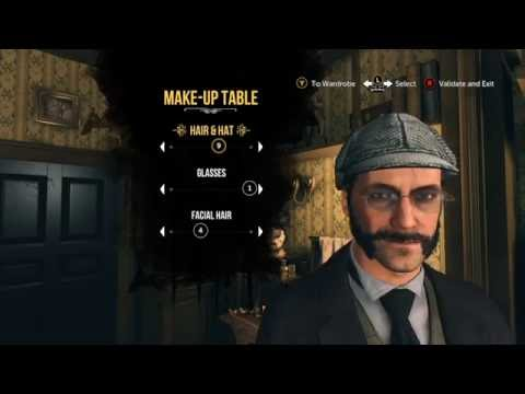 """""""Sherlock Holmes: The Devil's Daughter"""" (Xbox One), first hour, no commentary, no logos/watermark"""