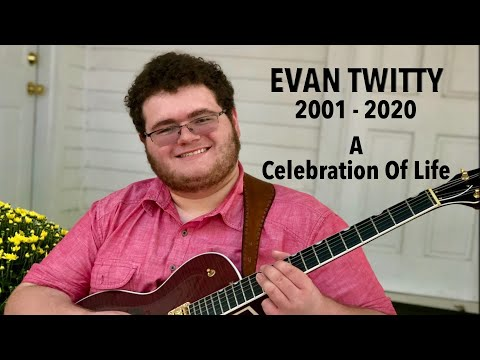 "Thom Bresh Presents - EVAN TWITTY,  ""A CELEBRATION OF LIFE"""