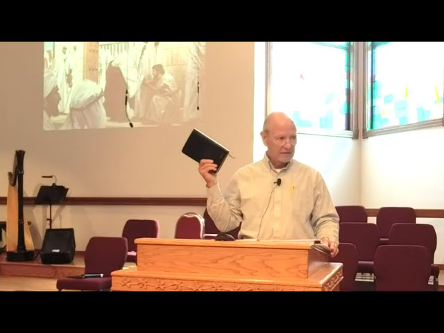Acts 3:1-10, Danny Frost, Guest Speaker