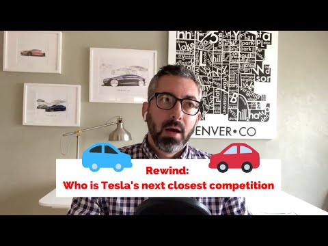 RWND: Who Is Tesla's Next Closest Competition?