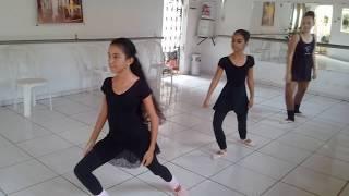 Coreografia Flash Dance