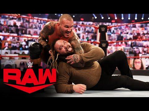 Bray Wyatt vs. Randy Orton: Raw, Dec. 7, 2020