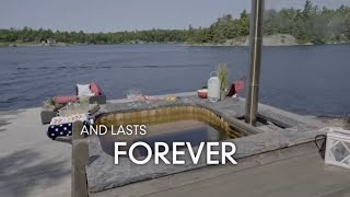 Lake Docks and Decks - Incorporate Rock