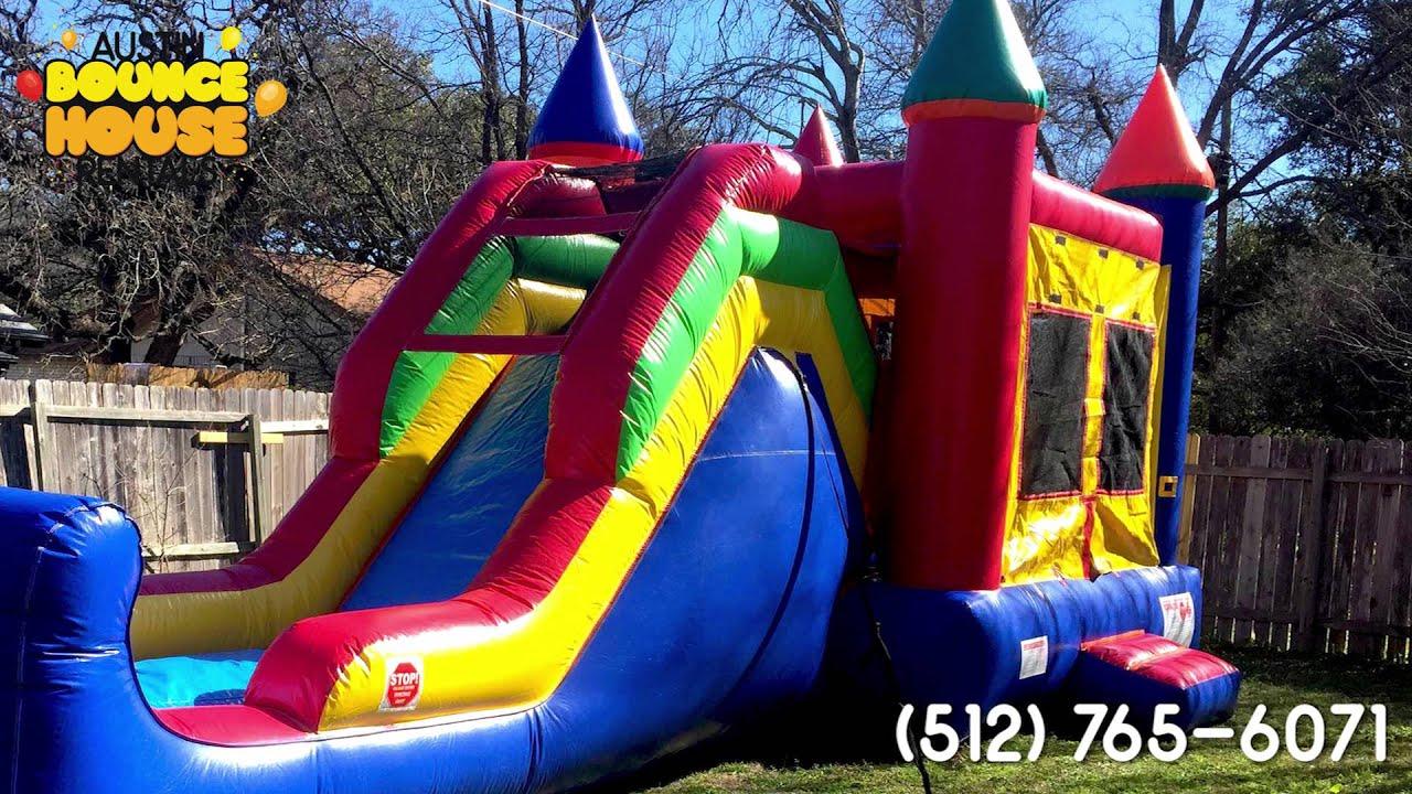 Incroyable Austin Bounce House Rentals   Backyard Bounce House Rentals Austin Texas    Feb 2016