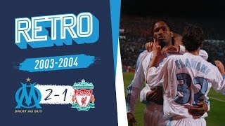 VIDEO: OM 2-1 Liverpool?Une qualification au forceps avec la réaction de Drogba