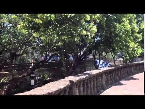 A Walk Around Paco Park- Manila,Philippines