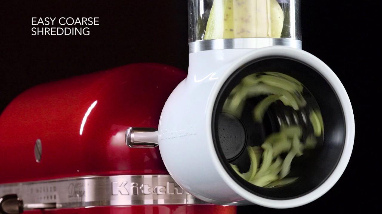 Fresh Prep Slicer/Shredder Attachment | KitchenAid