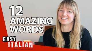 12 Amazing Italian Words That Don't Exist in English | Easy Italian 61