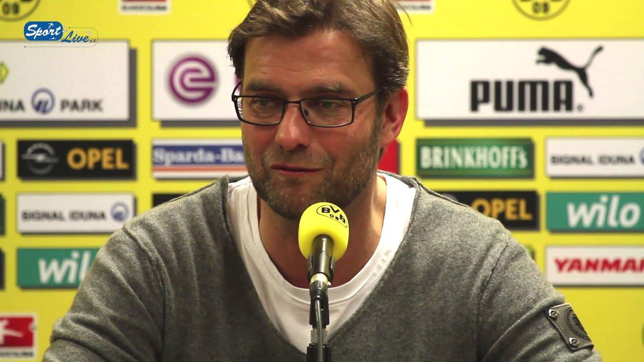 BVB Pressekonferenz vom 1. Februar 2013 vor dem Spiel Bayer Leverkusen gegen Borussia Dortmund