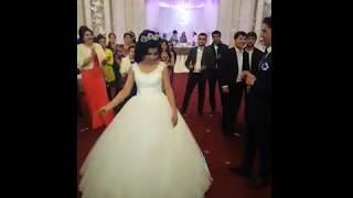 Свадьба Шахноза и Давлат  танец лазги