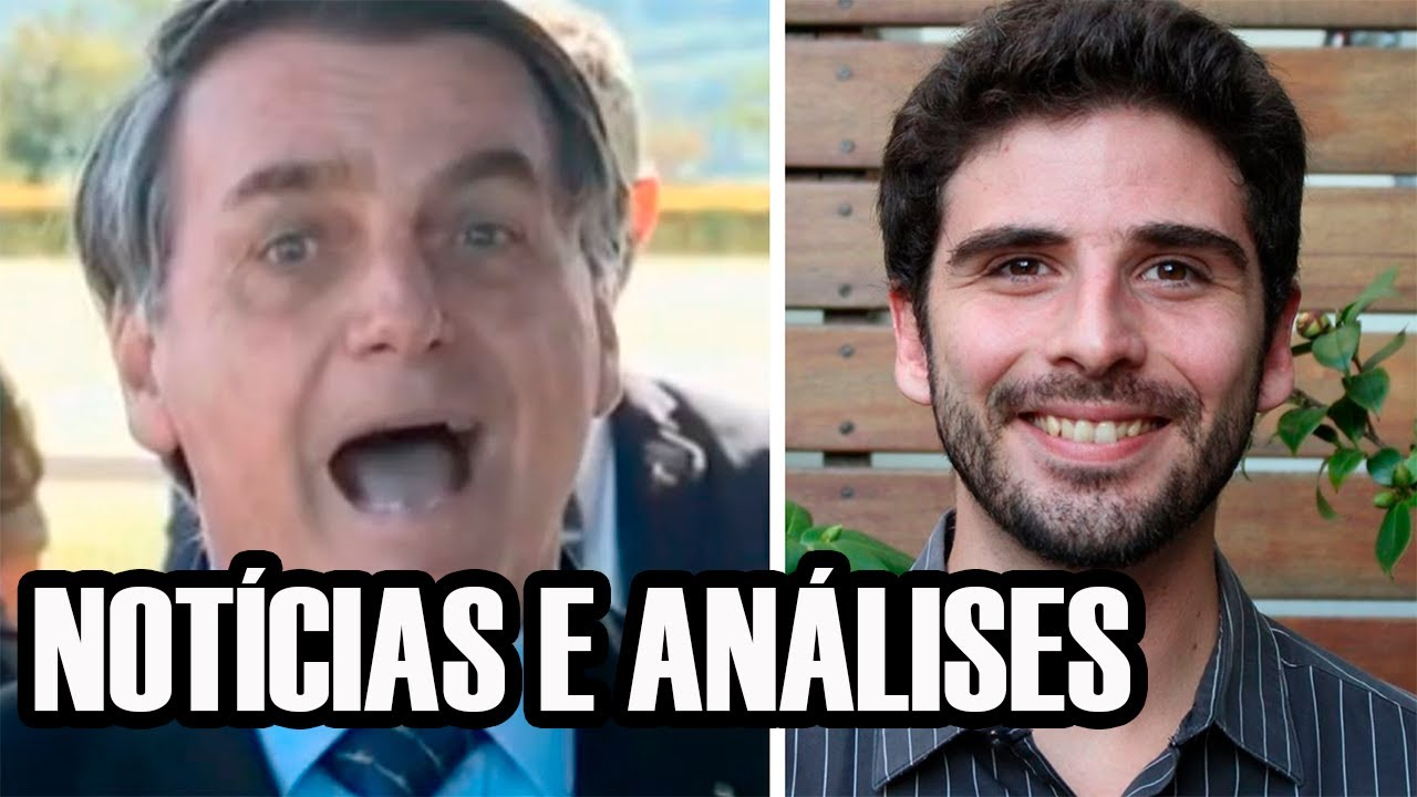 Bolsonaro cogitou 'intervir' no STF. 2ª Turma decide a favor de Lula. E a explosão em Beirute