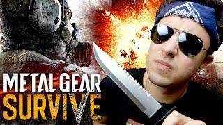 METAL GEAR SURVIVE ! (Gameplay)