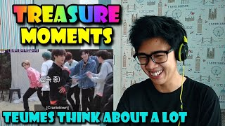 Download lagu TREASURE MOMENTS I THINK ABOUT A LOT REACTION