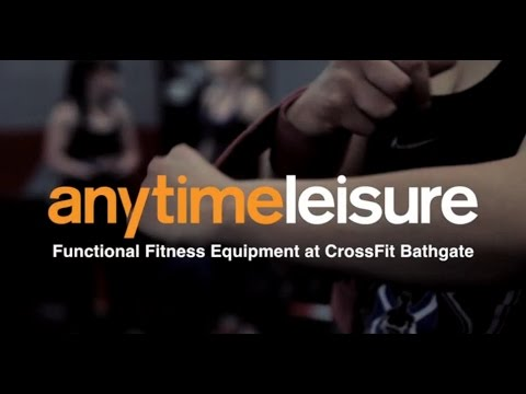 Anytime Leisure Functional Fitness Equipment