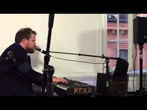 Sofar Stockholm home concerts - Emil