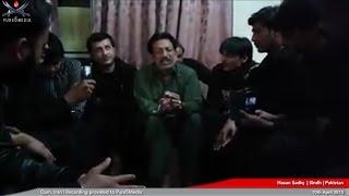 Ya Ali Jeewan Teray Laal | Hasan Sadiq | Qum | Iran 10th April 2015