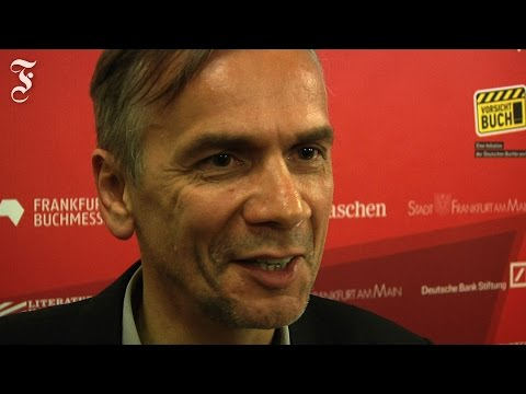 Deutscher Buchpreis 2014: Lutz Seiler ausgezeichnet